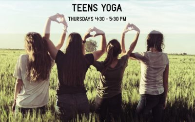 Teens Yoga For Girls